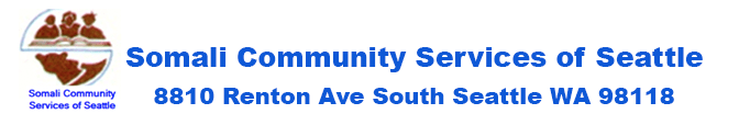 SOMALI COMMUNITY SERVICES OF SEATTLE